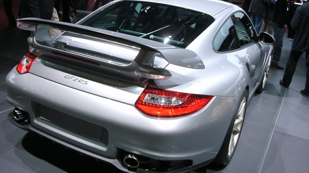 2011 Porsche 911 GT2 RS live photos