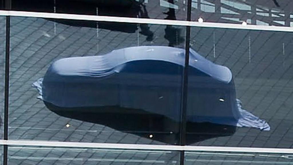 2012 Audi A6 teaser