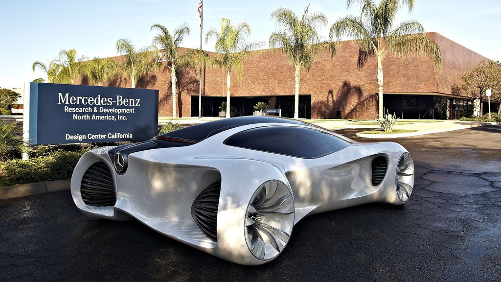 2010 Mercedes-Benz Biome Concept