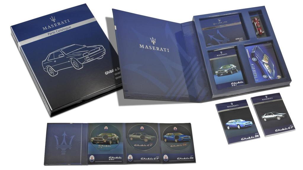 Maserati Classiche: the ultimate Maserati resource