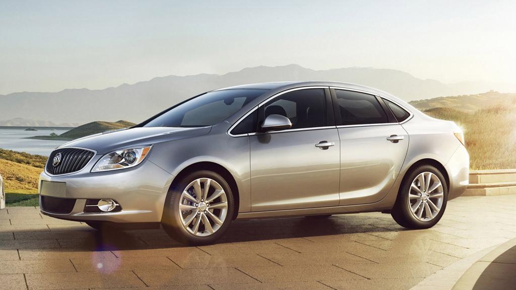2012 Buick Verano Pricing Announced