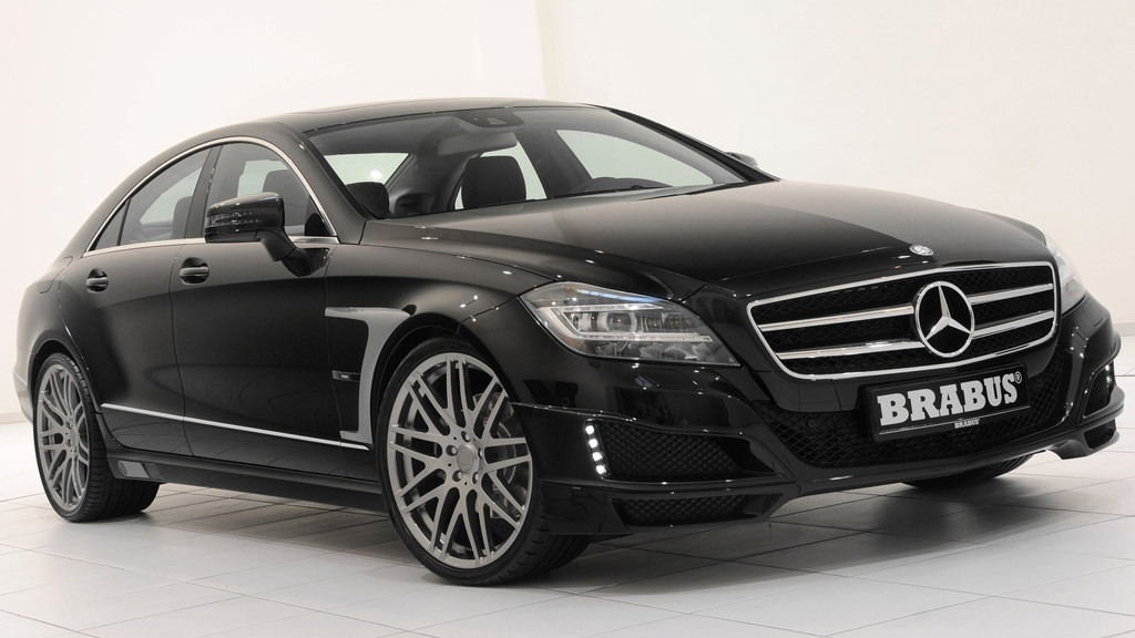 2012 Mercedes-Benz CLS by Brabus
