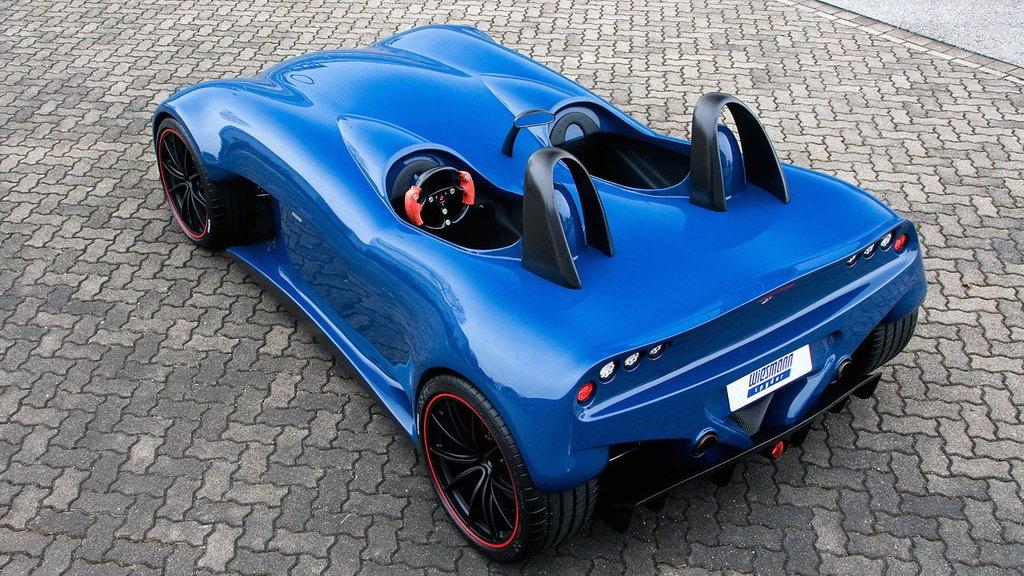 2011 Wiesmann Spyder Concept