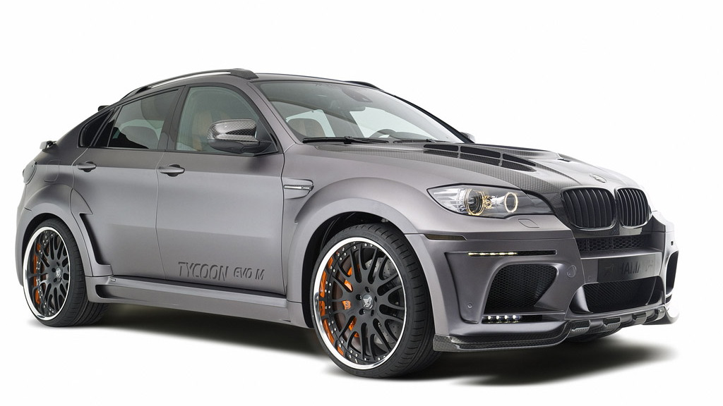 Hamann BMW X6 Tycoon Evo M package