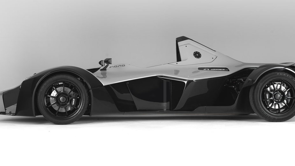 BAC Mono lightweight roadster