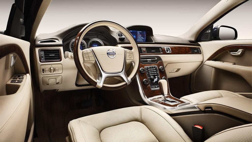 2012 Volvo S80 Executive