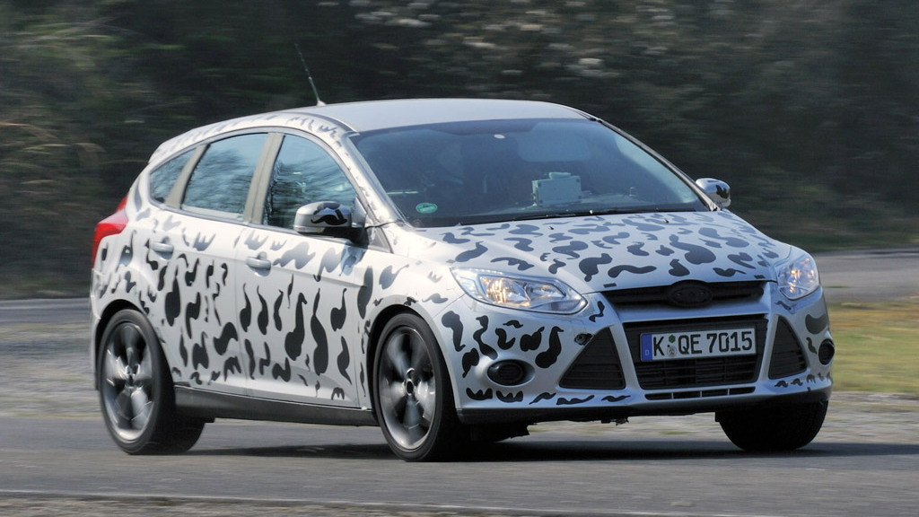 2012 Ford Focus ST prototype