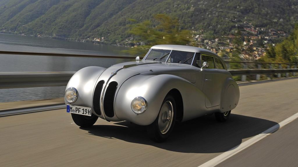 1936 BMW 328