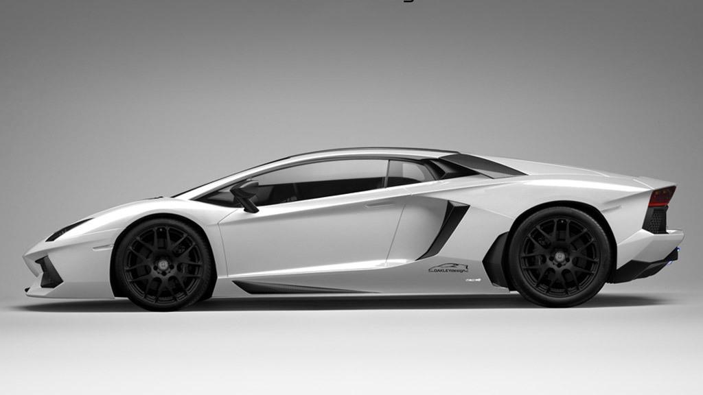 Oakley Design Lamborghini Aventador LP760-2 preview