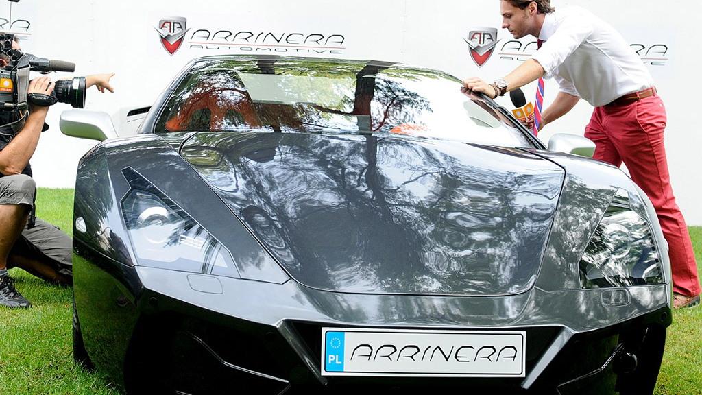 Arrinera Venocara supercar
