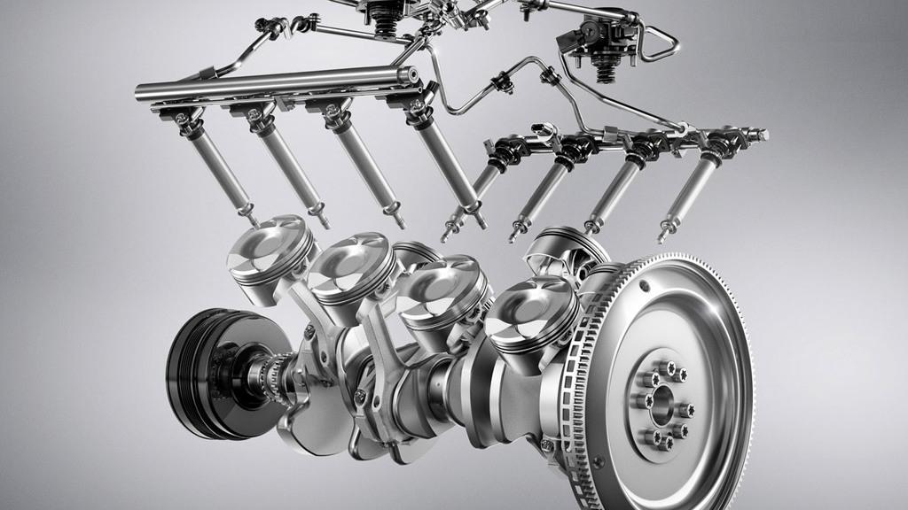 Mercedes-AMG M152 5.5-Liter V-8