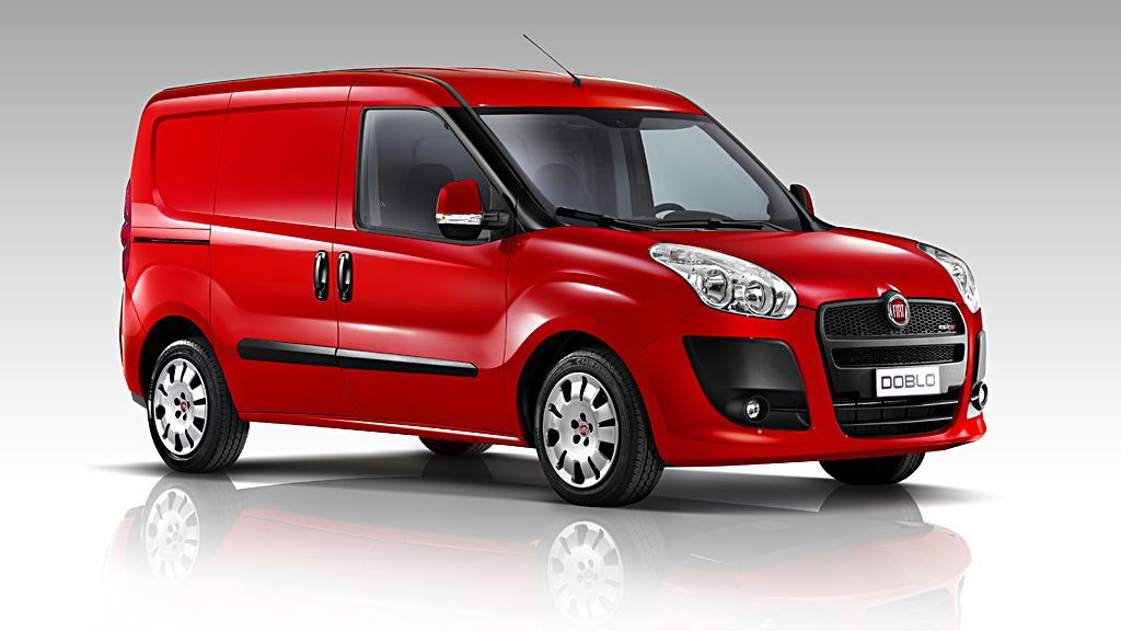 Fiat's Doblo Cargo. Image: Fiat