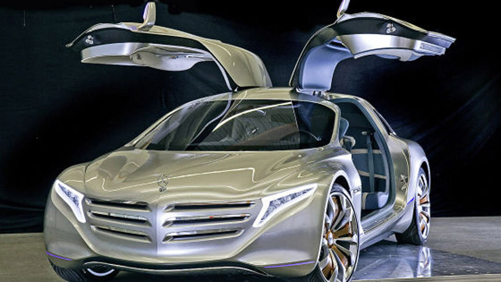 2011 Mercedes-Benz F125 Concept leaked