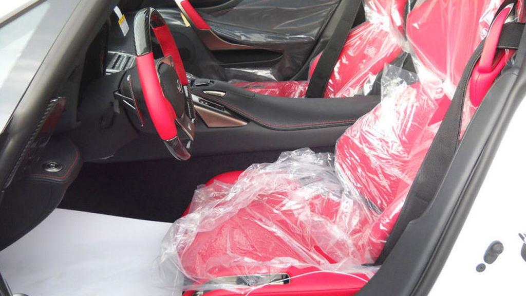 Lexus LFA on eBay