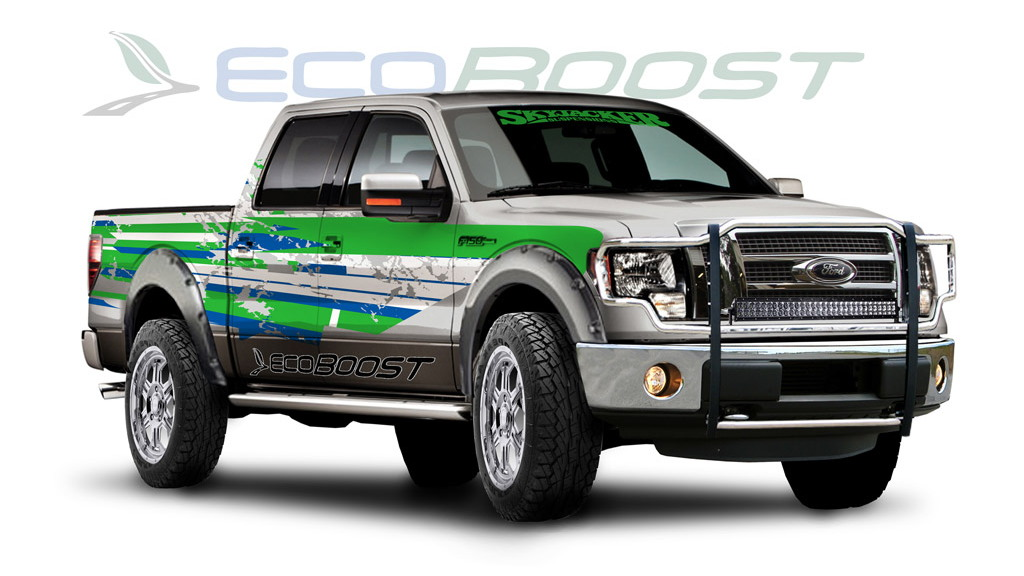 2011 Ford F-150 by Skyjacker Suspensions