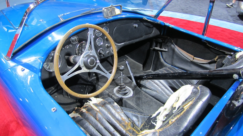 Shelby Cobra Prototype No. 1. Photo by Autoholics.com