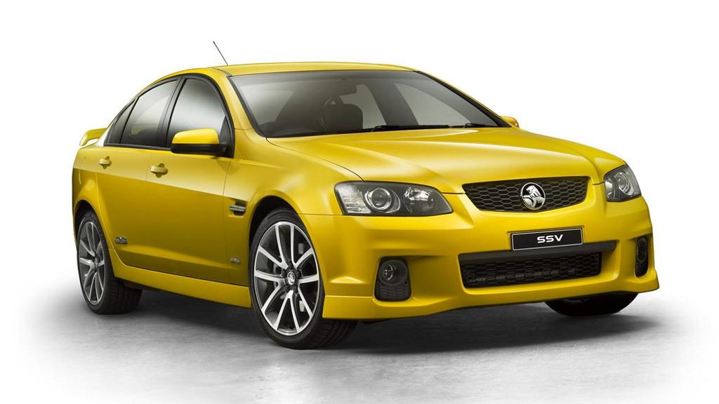 2011 Holden Commodore SSV