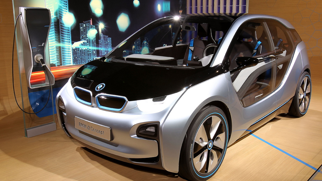 BMW i 'Born Electric' World Tour hits New York City