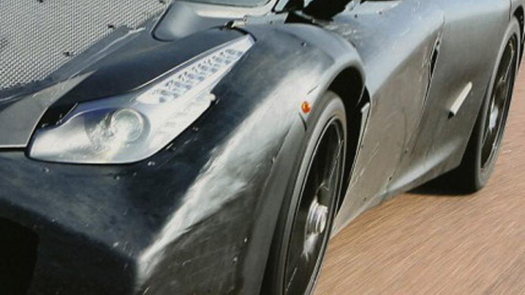Ferrari Enzo replacement (F70) prototype - Image courtesy of Ferrari Magazine