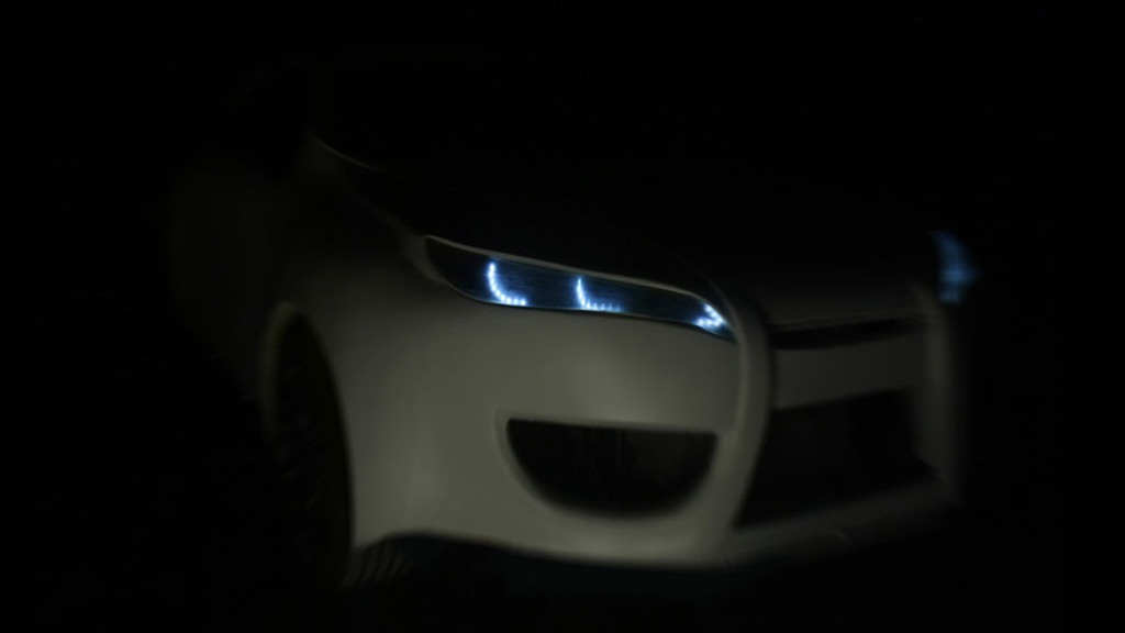 Teasers for Vygor Opera SUV