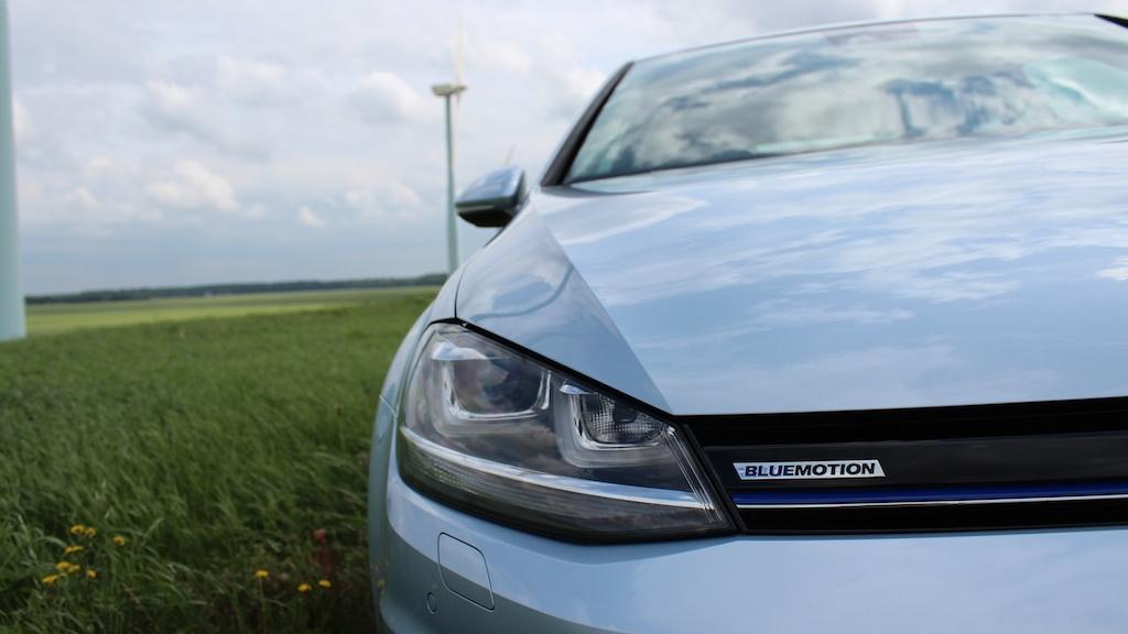 Volkswagen Golf BlueMotion: High-MPG Diesel Is Forbidden