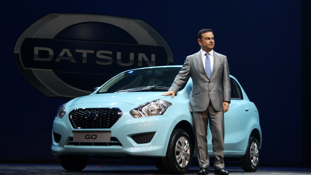 Datsun Go - Budget subcompact for Indian market (Photo courtesy of Motorbeam)