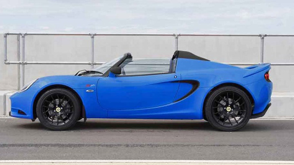 2013 Lotus Elise S Club Racer