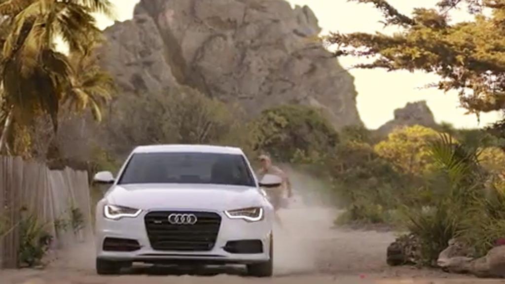Audi's 'Ahab Redux' commercial