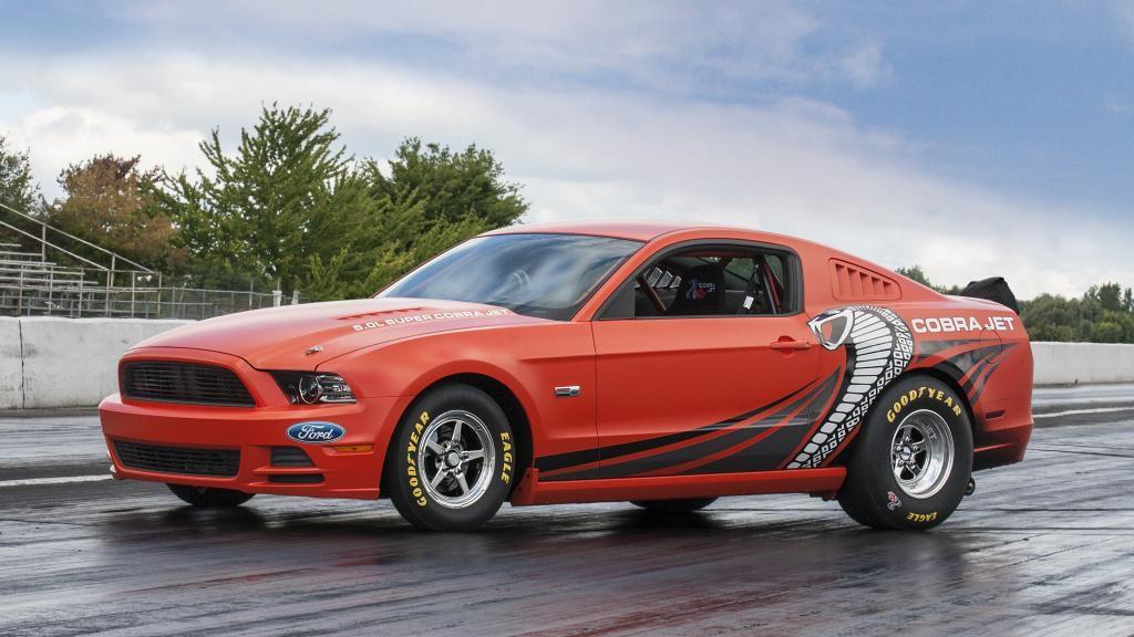 2014 Ford Mustang Cobra Jet Prototype