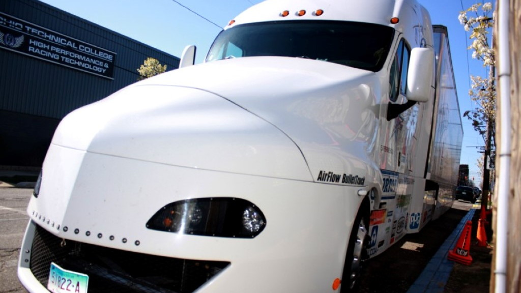 AirFlow BulletTruck (Images: AirFlow Truck Company)