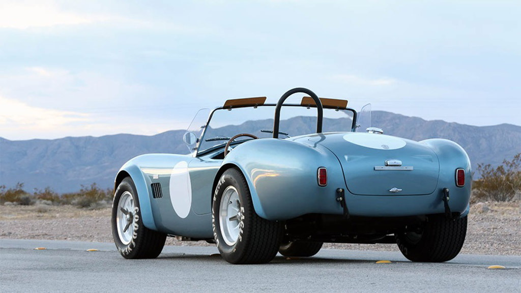 50th Anniversary CSX7000 Continuation Shelby 289 FIA Cobra