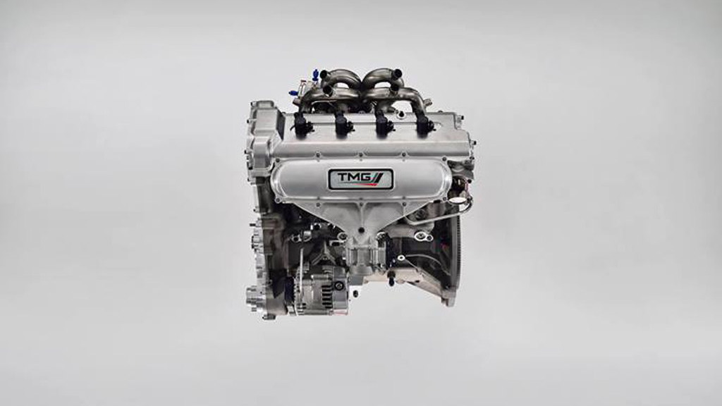TMG's 1.6-liter 'Global Race Engine'
