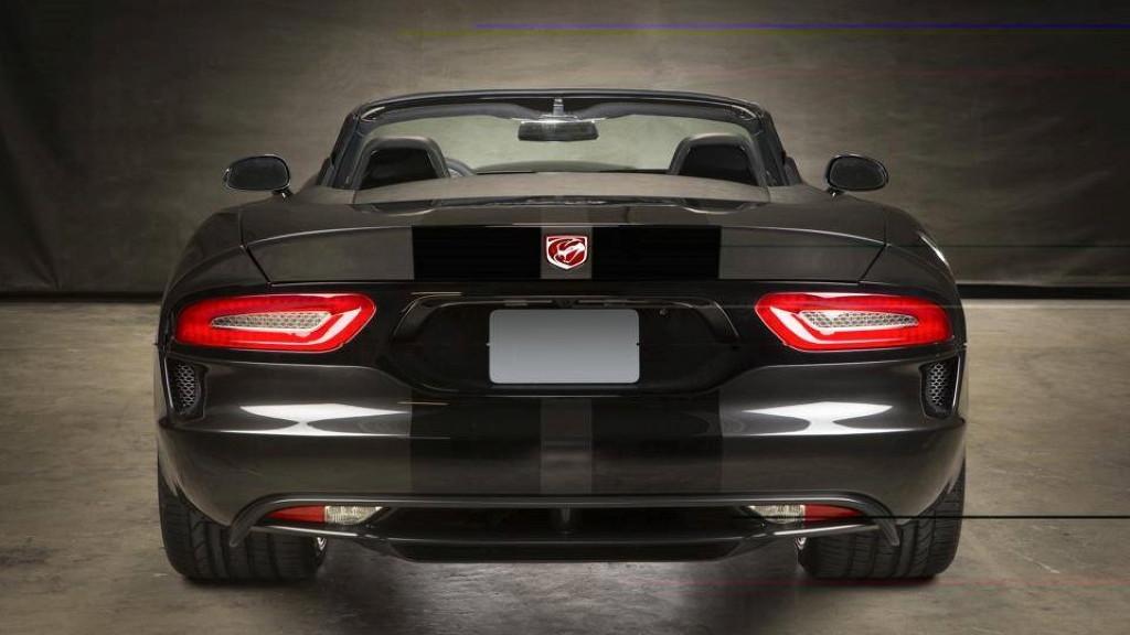 Prefix Medusa - Dodge Viper SRT Convertible