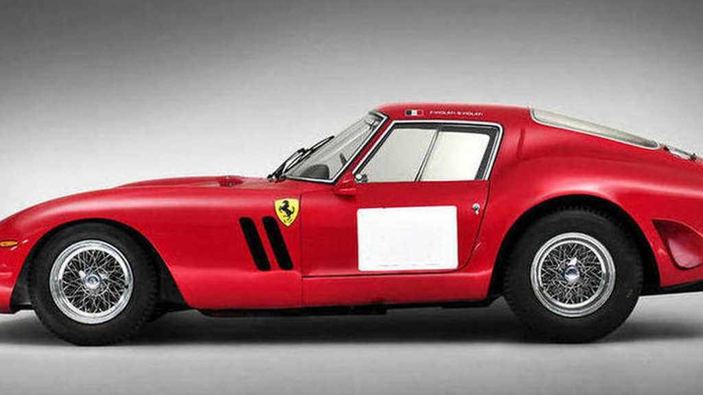 1962 Ferrari 250 GTO with chassis #3851 GT