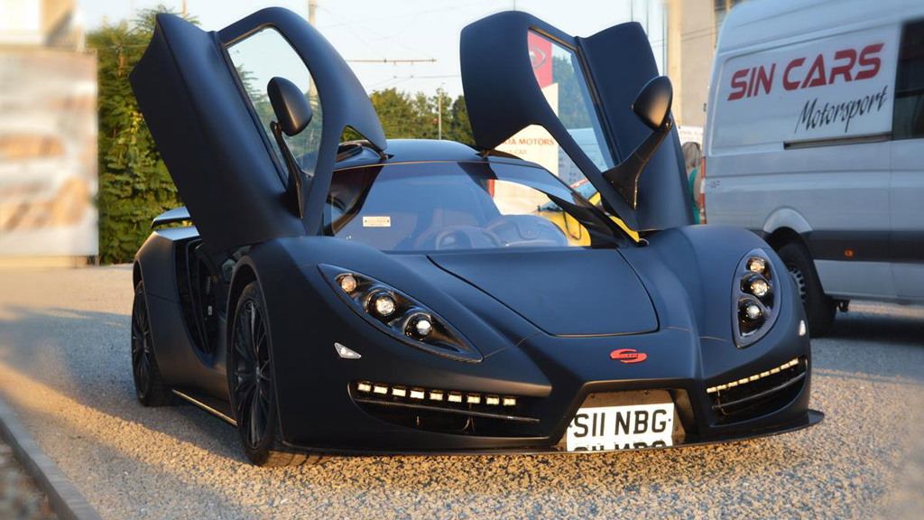 2015 Sin R1 RS