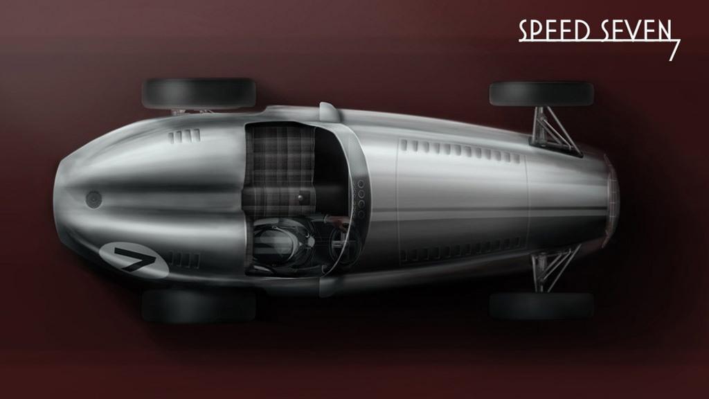 Kahn Design 'Speed 7'