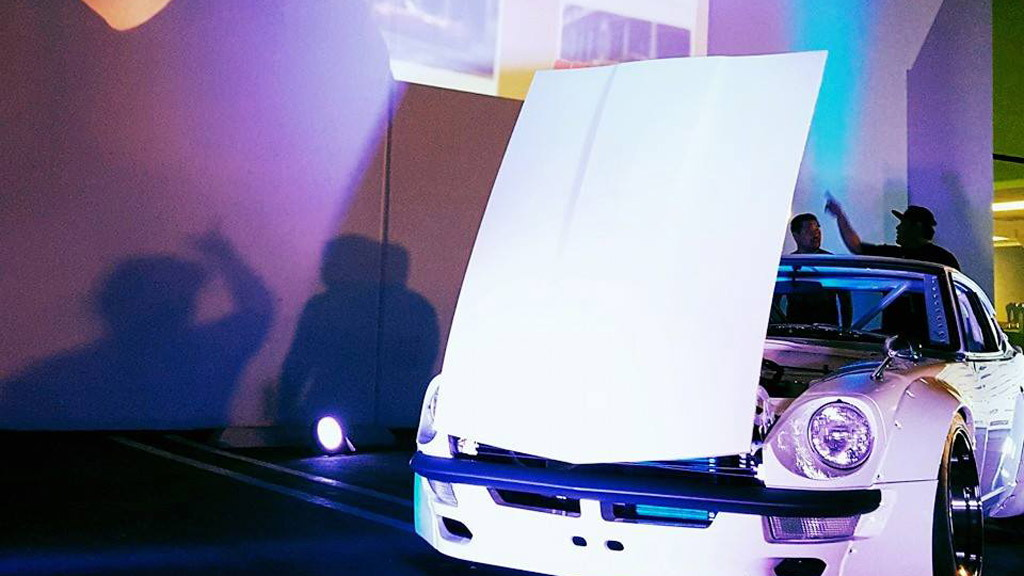 'FuguZ' Nissan 240Z - Image via Sung Kang Facebook page