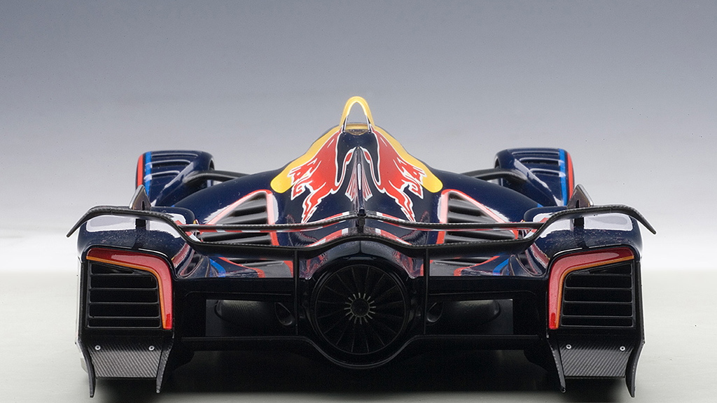 Red Bull X2014 Fan Car for Gran Turismo 6