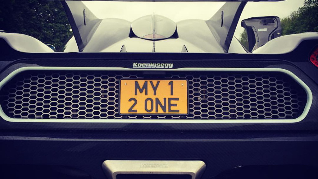 The BHP Project's Koenigsegg One:1, Vmax200 - May 2016