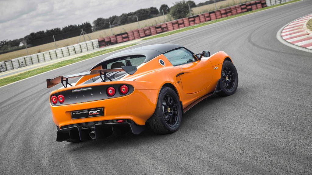 2016 Lotus Elise Race 250