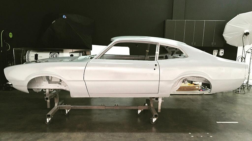 Project Underdog 1972 Ford Maverick
