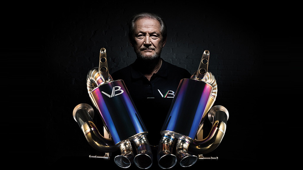 Valentino Balboni forms tuning firm VB