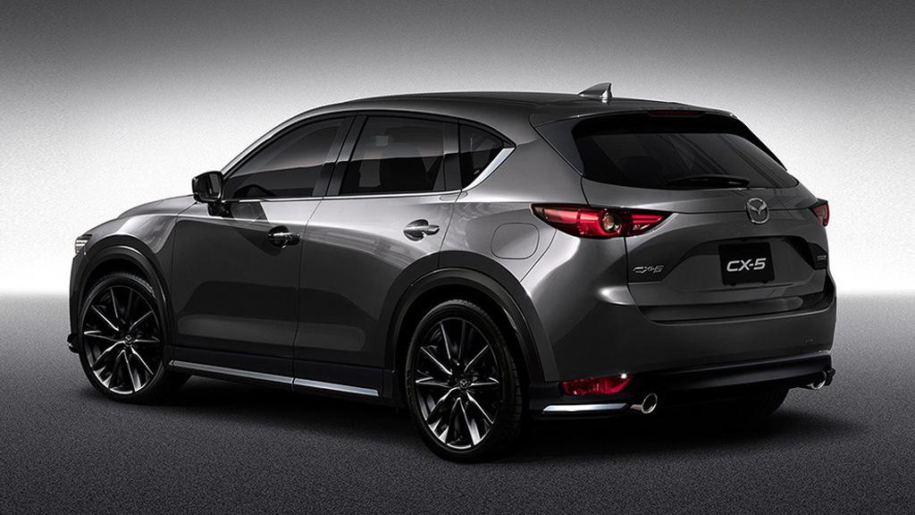 2017 Mazda CX-5 Custom Style concept, 2017 Tokyo Auto Salon