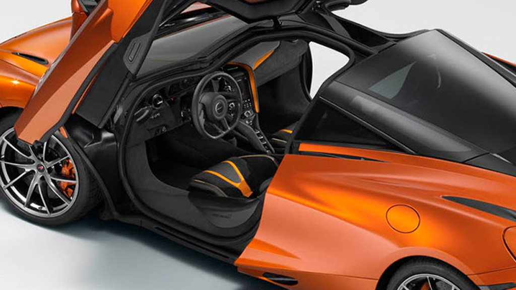 McLaren 720S leaked ahead of 2017 Geneva auto show debut