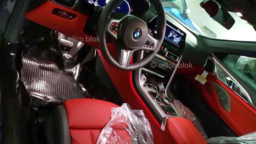 BMW 8-Series leaked - Image via Instagram user Wilco Blok