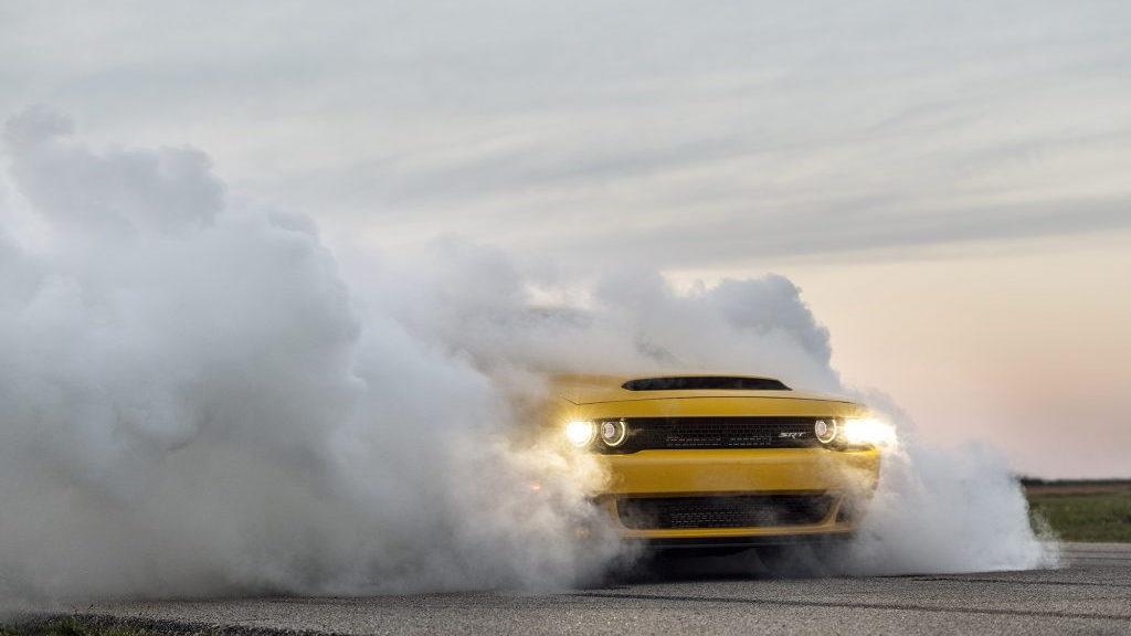 2018 Hennessey HPE1000 Dodge Challenger SRT Demon