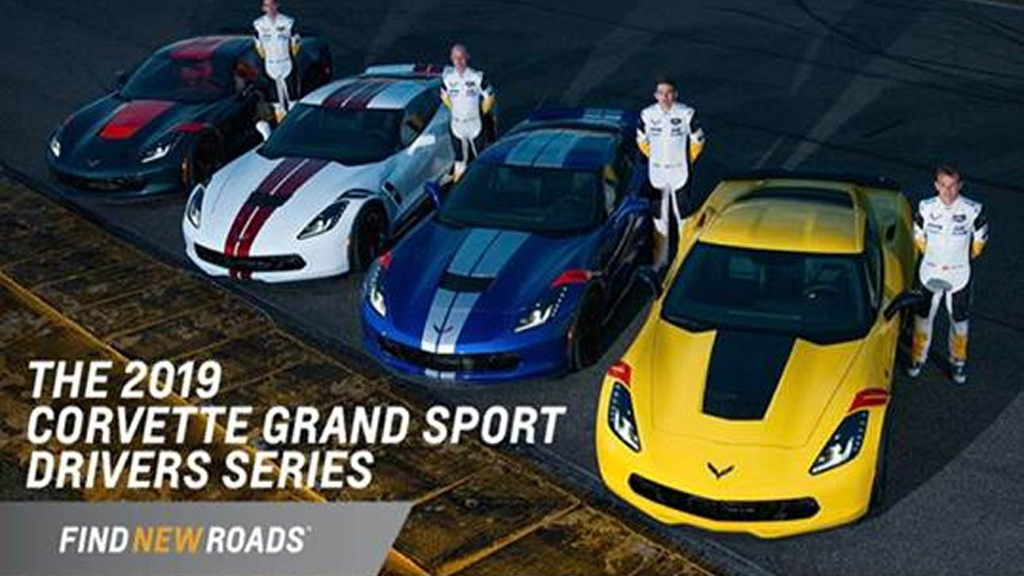 2019 Chevrolet Corvette Grand Sport Drivers Series leaked