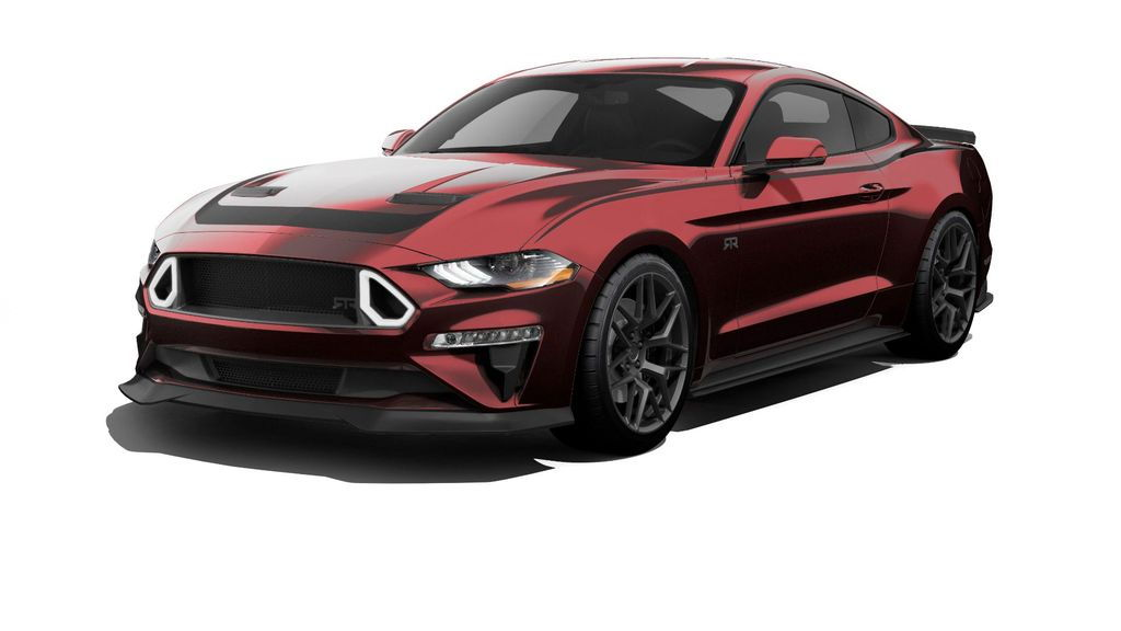 RTR Ford Mustang Spec 3