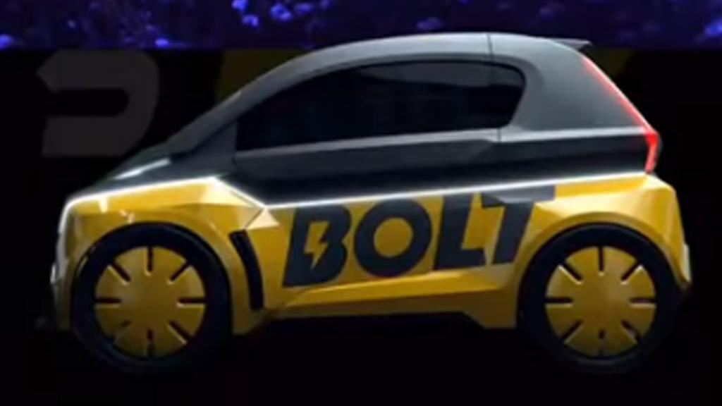 Bolt Nano prototype
