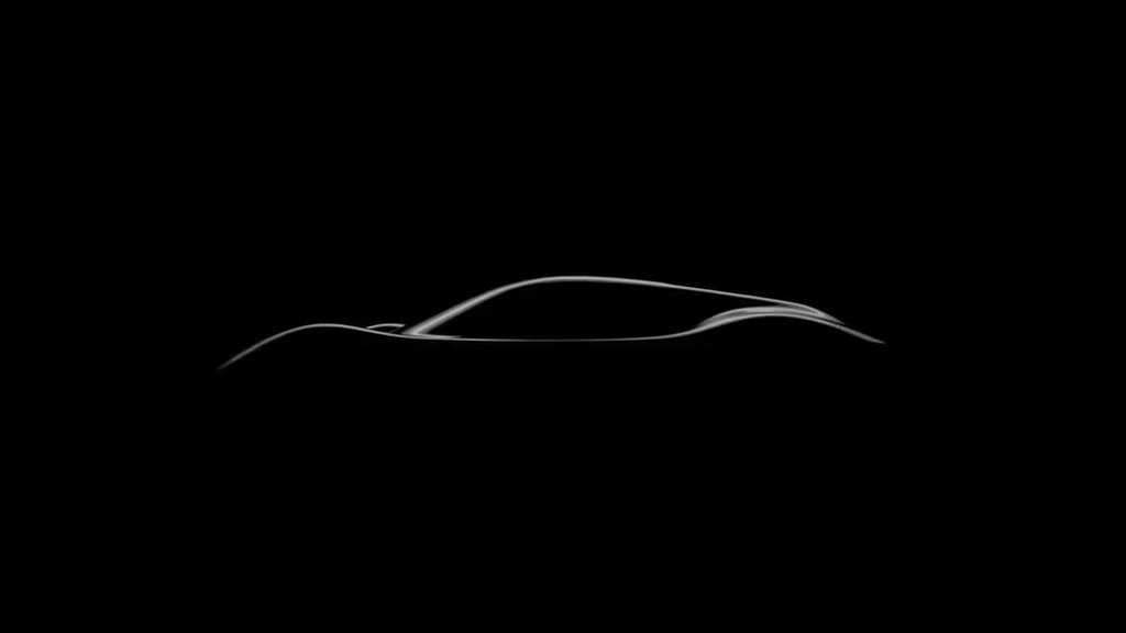Teaser for Radford sports car inspired by Lotus Type 62